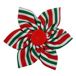 Peppermint Stripe Pinwheel by Huxley & Kent