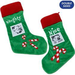 Naughty & Nice Stocking by Huxley & Kent
