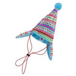 Toboggan Fairisle Hat with SnugFit by Huxley & Kent