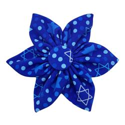 Hanukkah Stars & Dots Pinwheel by Huxley & Kent