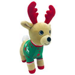 Ruby Reindeer by Lulubelles Power Plush