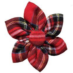 Royal Tartan Pinwheel by Huxley & Kent