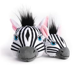 fabdog Zebra faball Squeaky Dog Toy - New for 2021