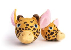 fabdog Giraffe faball Squeaky Dog Toy - New for 2021