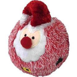 """4"""" CHR EZ Santa Ball"""
