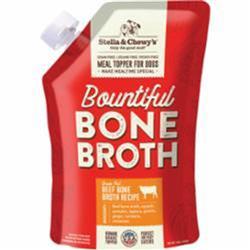 Stella & Chewys Dog Bountiful Bone Broth Beef 16oz. (Case of 6)