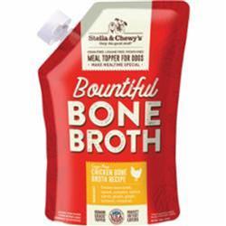 Stella & Chewys Dog Bountiful Bone Broth Chicken 16oz. (Case of 6)