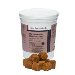 Omega - 3 Soft Chews, 60 Chews per Jar