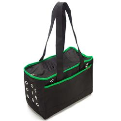 Prefer Pets 949G - Green Urban Tote Pet Carrier