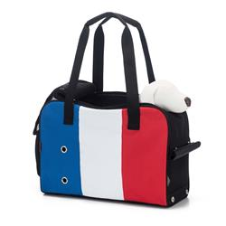 Prefer Pets 909 Unity Tote Pet Carrier (Blue, White, Red)