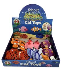 Fabcat Gone Fishing PDQ - includes 25 toys