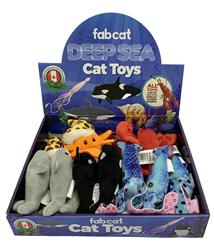 Fabcat Deep Sea PDQ - includes 25 toys