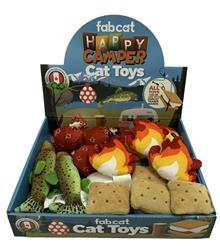 Fabcat Happy Camper PDQ - includes 25 toys