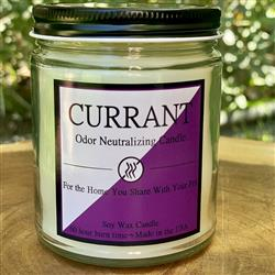 Currant 8oz. Odor Neutralizing Candle