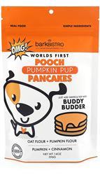 POOCH PANCAKES Pumkin Pup with Oat Flour + Pumpkin Flour + Pumpkin + Cinnamon | 14oz. Mix