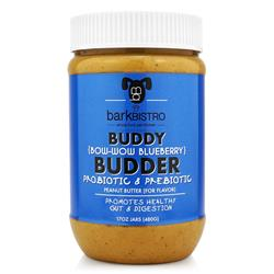 BUDDY BOOSTER Bow-Wow Blueberry (Probiotic + Prebiotic) | 17oz. Jar