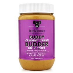 BUDDY BOOSTER Cranberry Canine (Hip & Joint Supplement) | 17oz. Jar