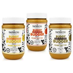 BUDDY BUDDER | Mix 'n Match | 17oz. Jars