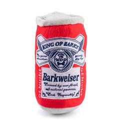 Barkweiser Beer Can