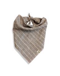 Classic Bandana - Linen (tie-up)