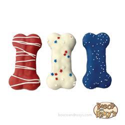 USA Dipped Bones, 36/Case, Dog Bless America, MSRP $1.49 - $1.75