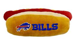 Buffalo Bills Hot Dog Toy by Pets First