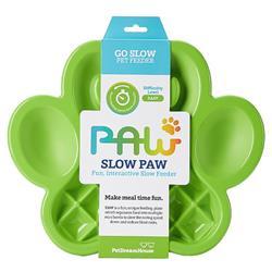 PAW Slow Feeder Green
