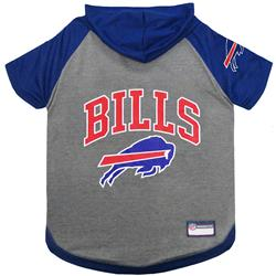 Buffalo Bills Hoody Dog Tee by Pets First