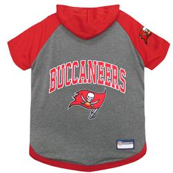 Tampa Bay Buccaneers Hoody Dog Tee by Pets First