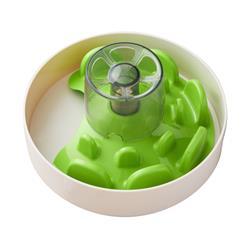 SPIN Interactive Feeder UFO Maze Green