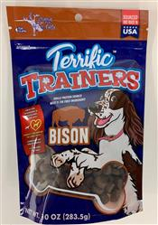 Terrific Trainers, Bison, 10oz