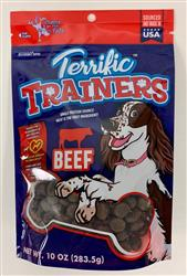 Terrific Trainers, Beef, 10oz