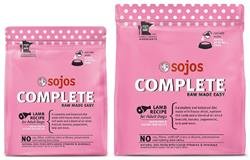 Sojo's Complete Dog Food Mix - Lamb Recipe