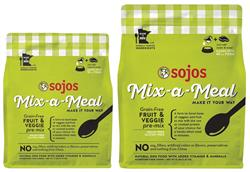 Sojo's Mix-a-Meal Pre-Mix Dog Food - Grain-Free Recipe