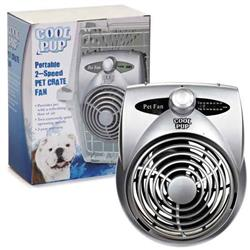 ProSelect Cool Pup Crate Fan