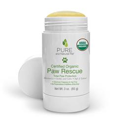 Certified Organic Paw Rescue