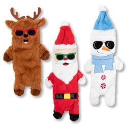 Flatout Christmas Toys by FuzzYard