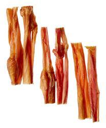6'' Junior Beef Bladder Stick Dog Chew Treats