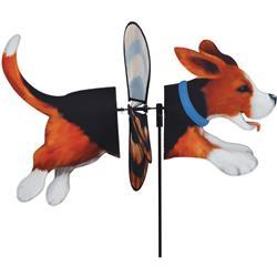 Deluxe Petite Spinner - Beagle