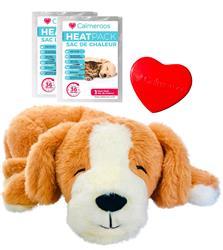 Calmeroos Puppy Calming Heartbeat Toy