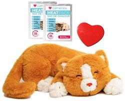 Calmeroos Kitty Calming Heartbeat Toy