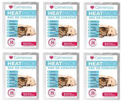 Calmeroos 36-Hour Heat Packs, 6 per Pack