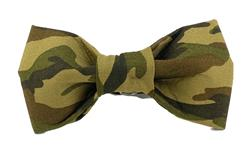 Bow Tie - Camouflauge