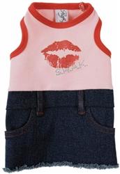 Kiss Kiss Dress by Ruff Ruff Couture®
