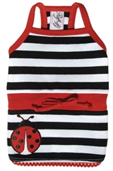 Lucky Ladybug Dress by Ruff Ruff Couture®