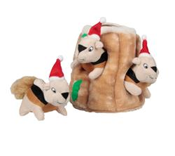 Holiday Hide-A-Squirrel by Outward Hound