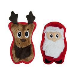 Invincibles Reindeer & Santa XS 2pk