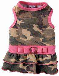 Private Benjamin Dress by Ruff Ruff Couture®