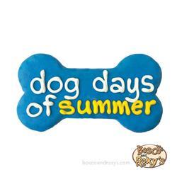 "Dog Days of Summer, 6"" Bone, 10/Case, MSRP $5.99"