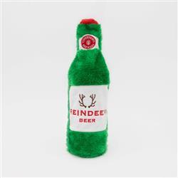 Happy Hour Crusherz Reindeer Beer by Zippy Paws